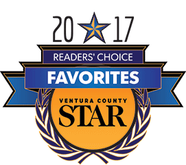 2017 Ventura County Star, Reader's Choice Favorite